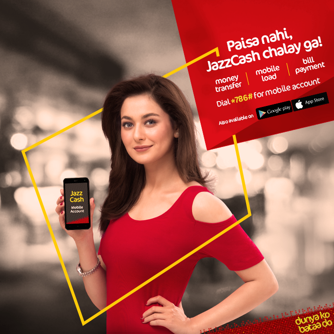 JazzCash Mobile Account Open