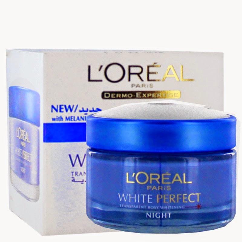 L'Oreal Whitening Cream