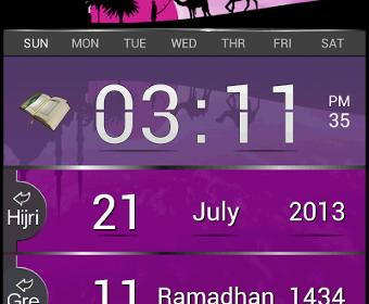 Islamic Calendar Android Apps