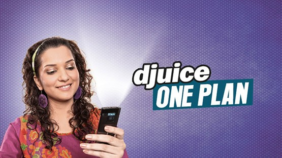 How To Activate Djuice One plan Package