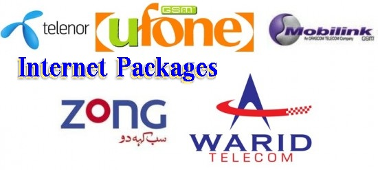 Mobile Internet Packages in Pakistan 2021
