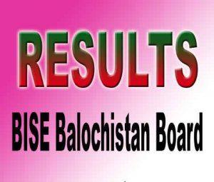 Quetta Balochistan Board 1st , 2nd Year Result 2017 FA, FSC