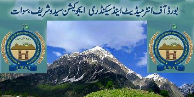 Swat Board FA FSc Result 2021 Inter Part 1, 2 www.bisess.edu.pk Online