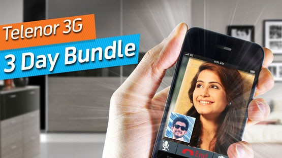 Telenor 4G 3 Day Bundle Offer 2021 In RS 42 Code