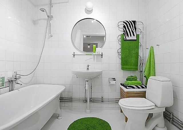 Bathroom Interior Design In Pakistan 07