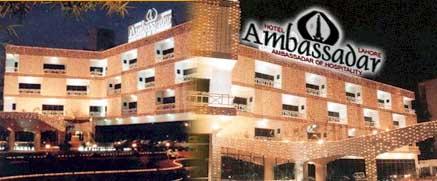 Hotel Ambassador Lahore