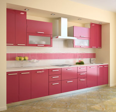Latest kitchen cabinet design in pakistan for New latest kitchen design