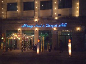 Parkside Mirage Hotel Lahore