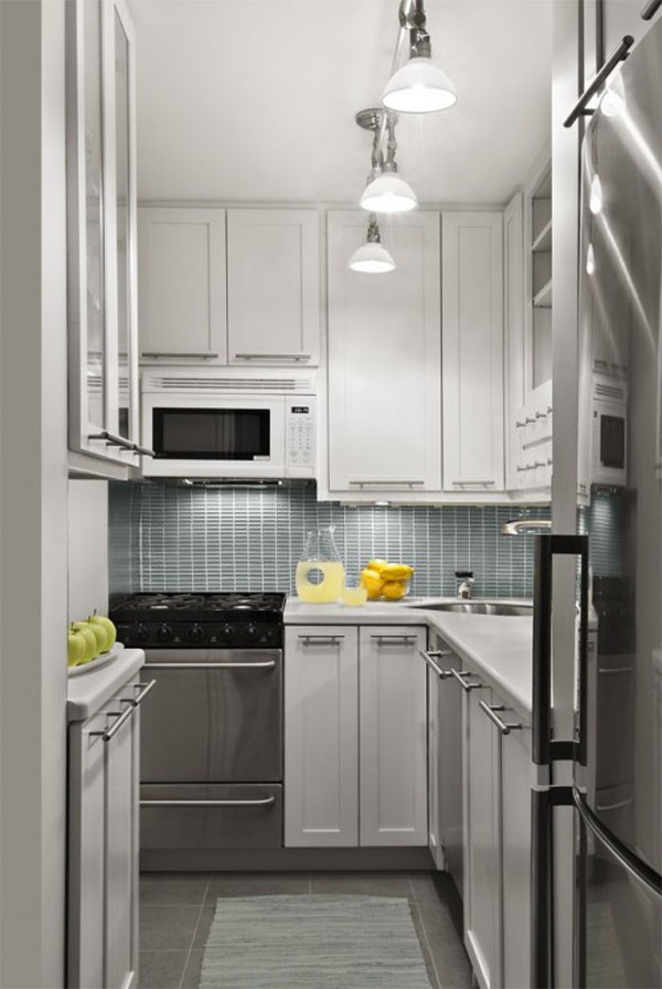 Small Kitchen Design Pictures in Pakistan 02