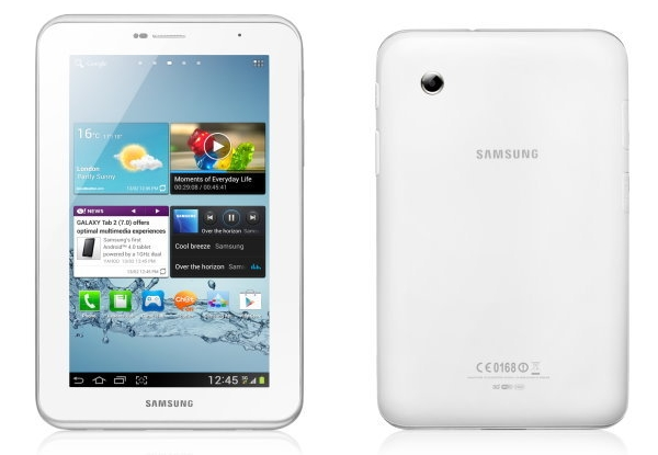Best Tablets In Pakistan 2017 - 2021 Samsung Galaxy Tab 2 7.0