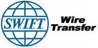 SWIFT Wire transfer