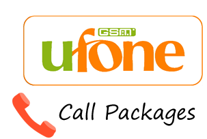 Ufone Call Packages 2021 All Network, Daily, Weekly, Monthly