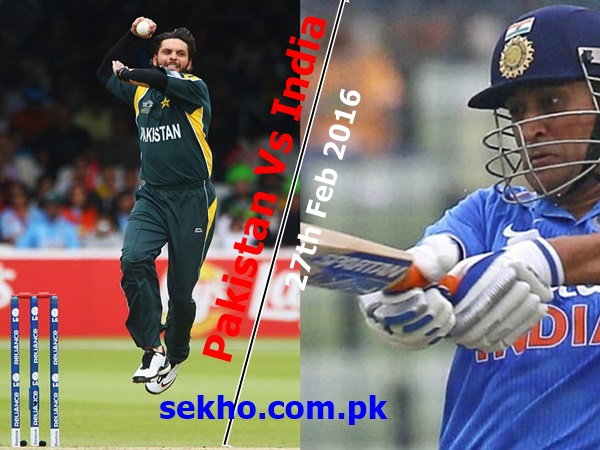 pakistan Pak vs IND india live asia cup 2016 t20 tv channel, squads