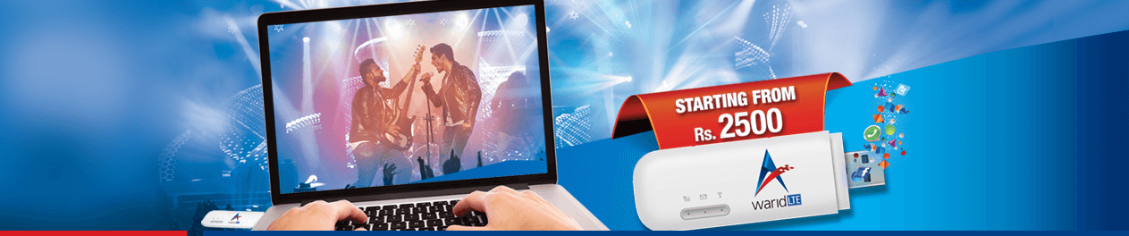 Warid Wingle Packages 2021 4G LTE Device Price