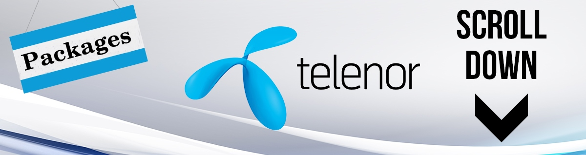 Telenor Call, SMS, Internet Packages 2020 Postpaid, Prepaid