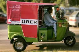 Uber Rickshaw Service In Pakistan With Cheap Rates