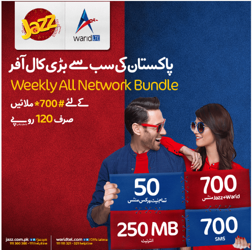 Warid And Mobilink Call Packages Are Now On On-Net