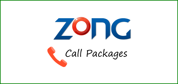 Zong Monthly Call Package All Network 2020