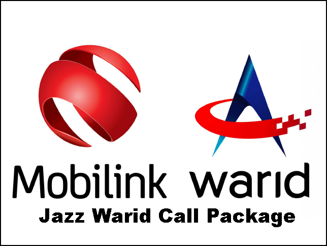 Jazz Warid Weekly, Monthly Call Packages 2018
