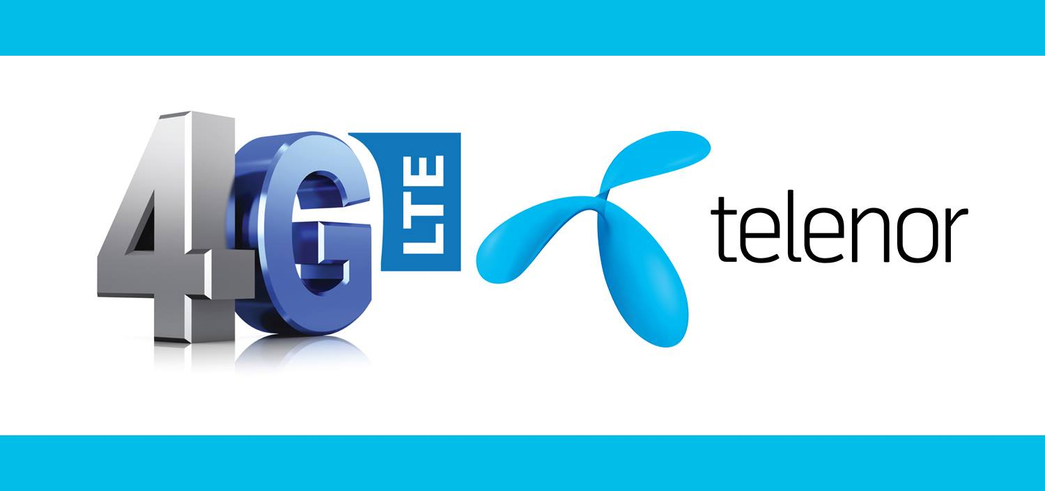 Telenor 4G Unlimited Internet Package Monthly, Weekly, Daily