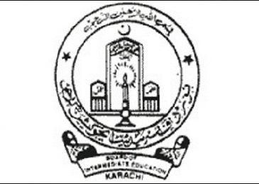 BIEK Karachi Board Inter Date Sheet 2019 Arts