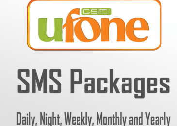 Ufone SMS Package 2021 Daily, Weekly, Monthly Code Details Unsub