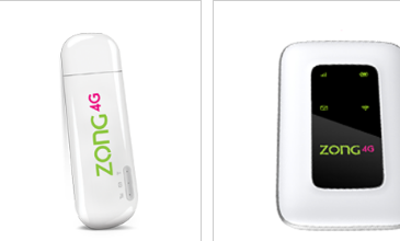 Zong 4G Device Price And Packages 2021