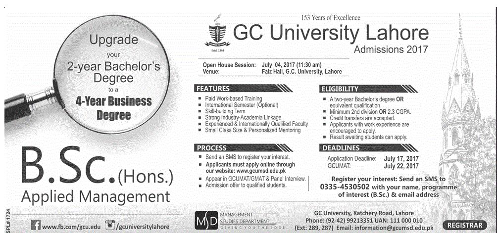 bsc online application form 2018 shivaji university