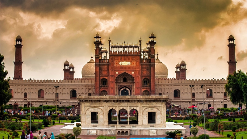 Pakistan Historical Places With Information In Urdu Names And Images