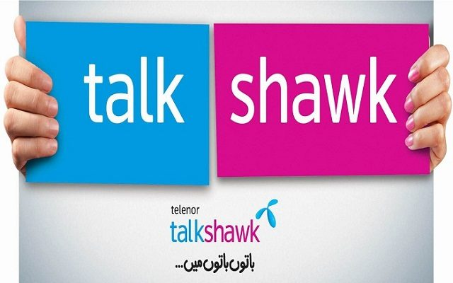 Telenor Talkshawk Internet Packages 2018, Daily, Weekly, Monthly