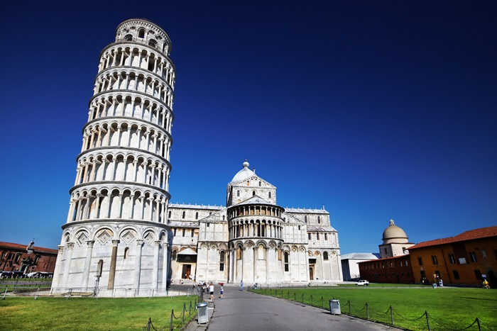 Wonder Of The World Information In Urdu Leaning Tower Of Pisa
