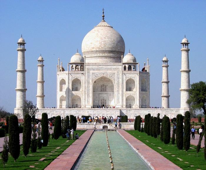 Wonder Of The World Information In Urdu Taj Mahal