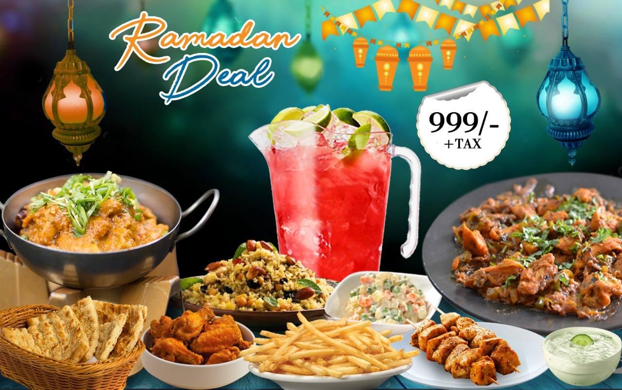 Best Ramadan Iftar Buffet Deals In Lahore Rates, Menu cafe orcherd