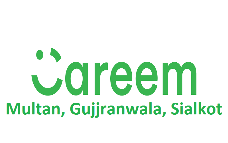 Careem Launch In Multan, Gujranwala And Sialkot