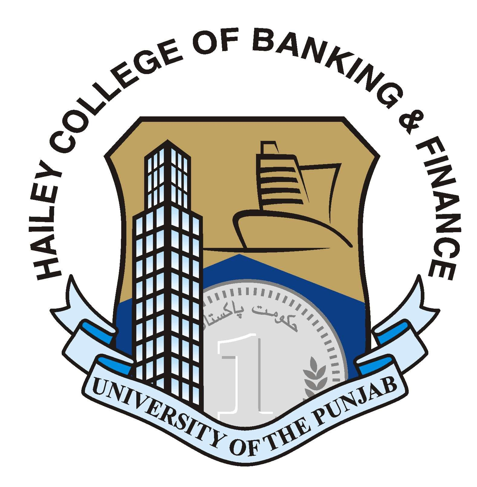 Hailey College Of Banking And Finance BBA, MBA Admissions 2018