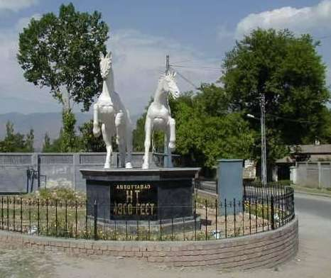 Abbottabad Places For Visit Famous Places Names