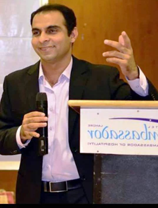 Best Motivational Speakers in Lahore, Karachi Qasim Ali Shah