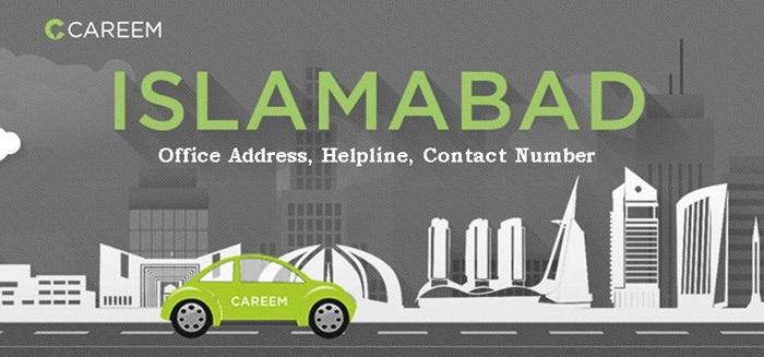 Careem Islamabad Office Address, Helpline Contact Number