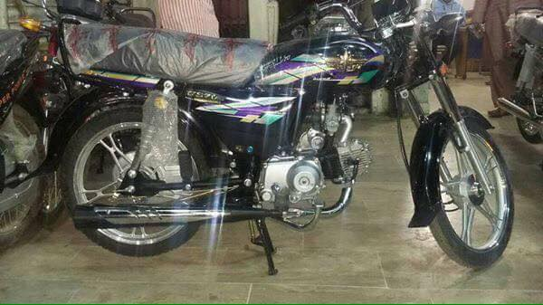 Union Star Automatic Motorcycle Price In Pakistan 2018