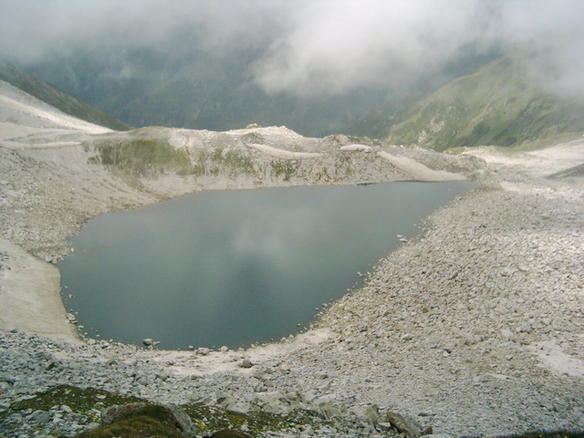 Best Visiting Places In Pakistan In Summer Vacations Ansoo Lake