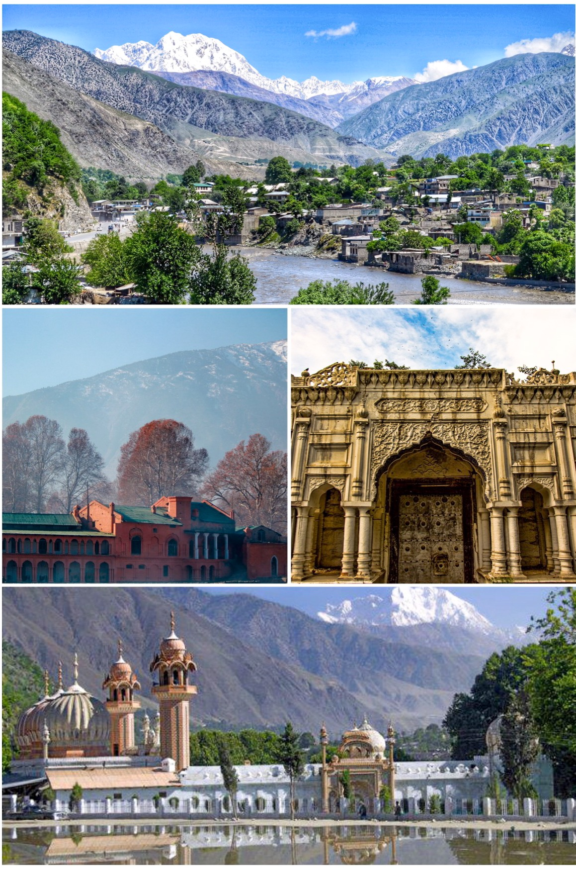 Best Visiting Places In Pakistan In Summer Vacations Chitral