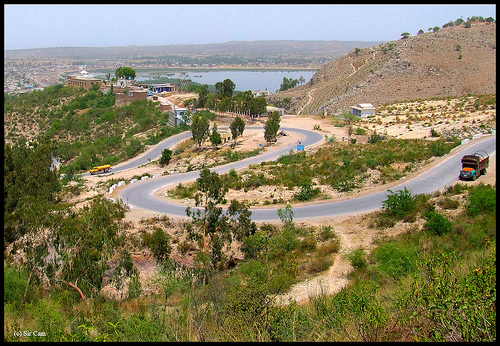 Best Visiting Places In Pakistan In Summer Vacations kalar Kahar