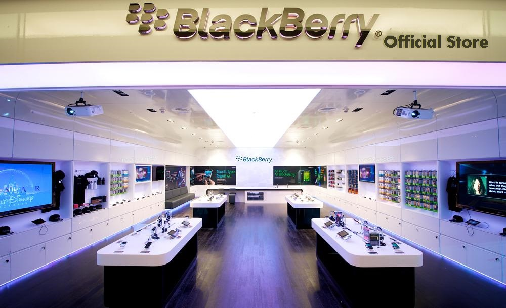 Blackberry Official Store in Karachi, Lahore, Islamabad