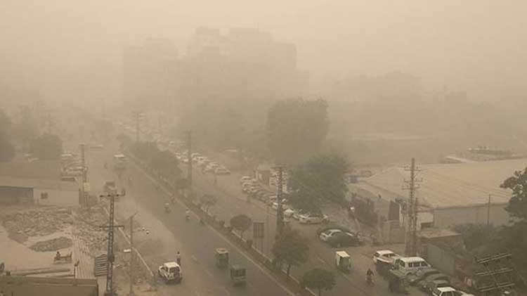 Protect Yourself From Smog in Pakistan in Urdu Precautions