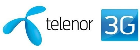 Telenor 3G Packages Weekly Unlimited 24 Hours, Day Time