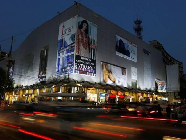Top 10 Biggest Shopping Malls in Pakistan Atrium Mall Karachi