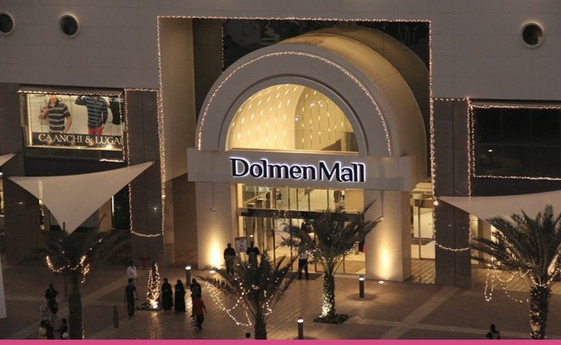 Top 10 Biggest Shopping Malls in Pakistan Dolmen Mall Clifton Karachi