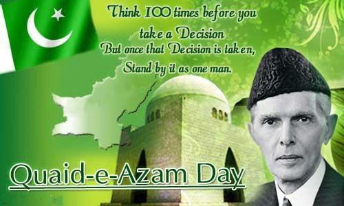 25 December Quaid E Azam Day Quote