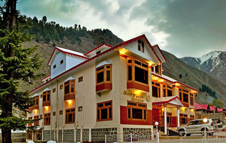 Best Hotels In Naran Kaghan For Family And Friends To Stay