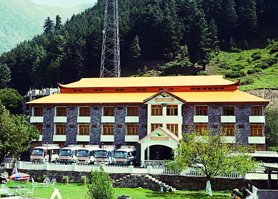 DeManche Hotel Naran